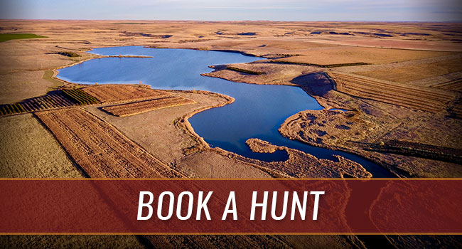 Book a Hunt with Dakota Hot Spots