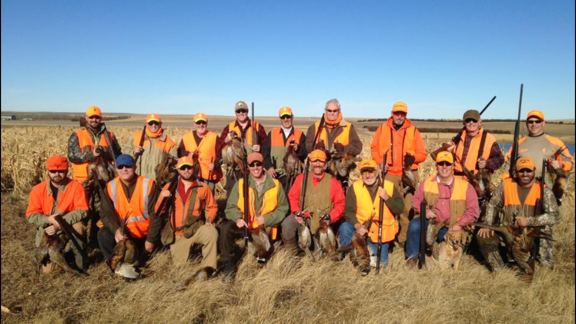 Corporate Pheasant Hunts South Dakota